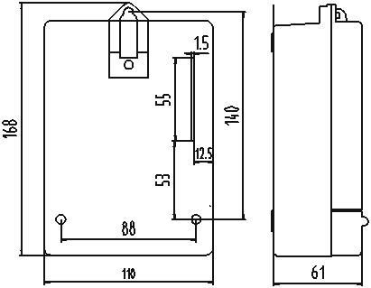 单相插卡预付费电能表-国网壳_仪器仪表栏目_机电之家